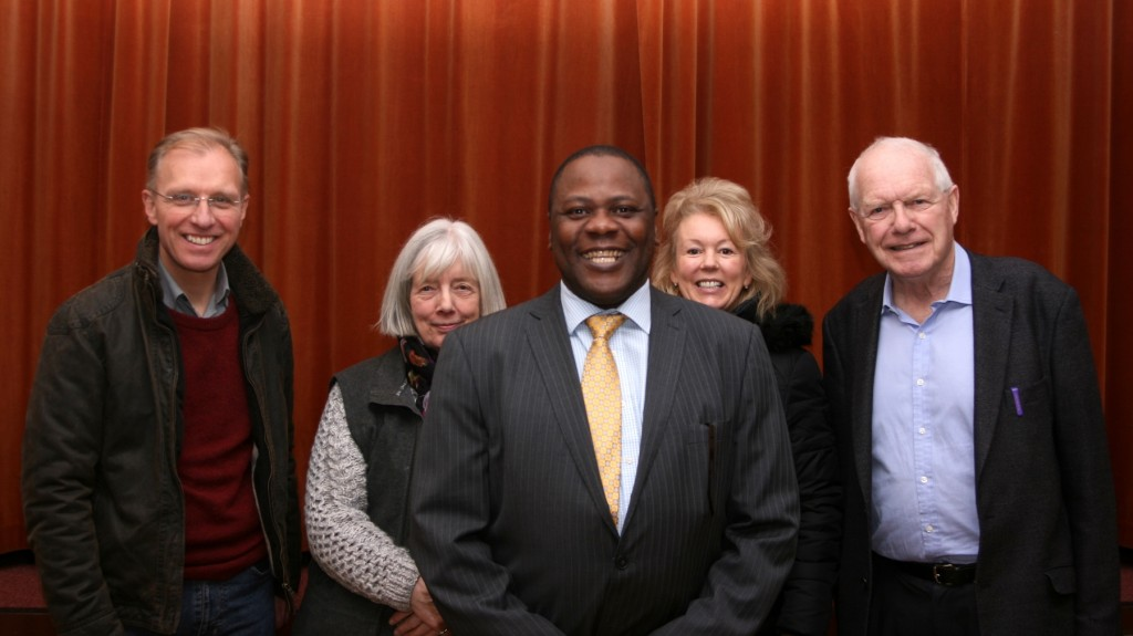 Ade Adeyemo selected as Candidate for Meriden