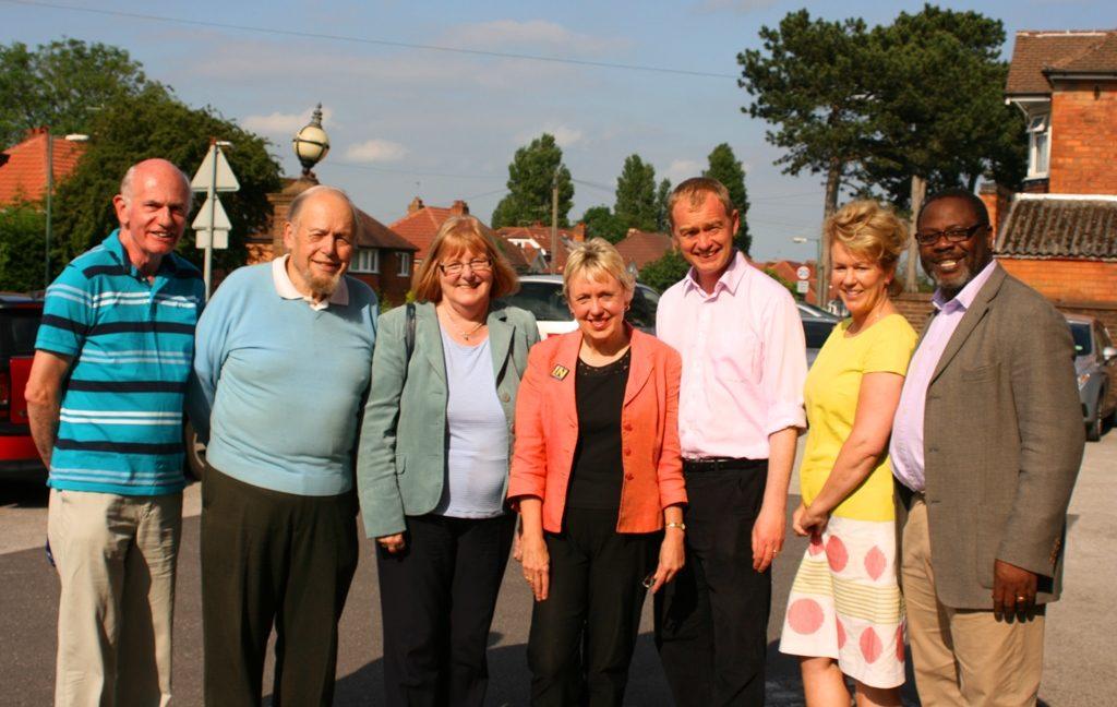 Tim Farron, Lorely Burt & Lib Dem Councillors